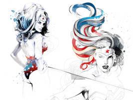 David Despau - Wonder Woman 2 by Superman8193