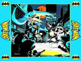 DC 1978 Calendar of Disasters - Batman - Jan by Superman8193