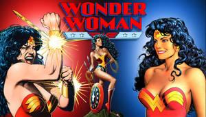 Wonder Woman by Brian Bolland by Superman8193