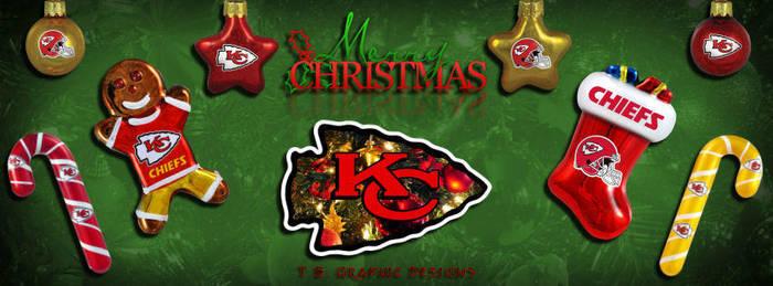 43306a05ce4 Kansas City CHIEFS Christmas FaceBook Cover by Superman8193 on DeviantArt