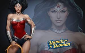 Wonder Woman by Artgerm 2 by Superman8193