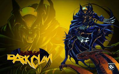 DarkClaw - Amalgam Comics by Superman8193