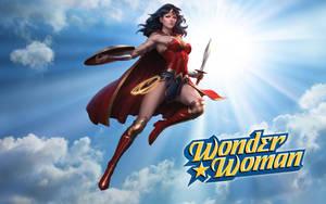 Wonder Woman Rebirth! by Superman8193
