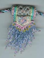 Pastel Beaded Bead by Refiner
