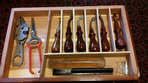 Tool Box: Second Drawer by Refiner