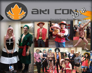 Aki-Con 2014! - COSPLAY PICS 1 by MorzeCode98