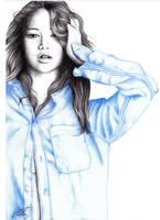 Jennifer Lawrence by EriMed