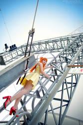 Asuka Langley - Asuka Strikes! by sophie-art
