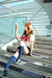 Fuwa Aika - Next time, Yoshino by sophie-art