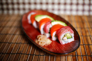 Sushi by robfo0