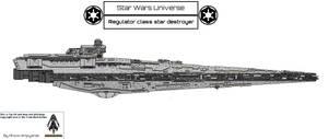 Regulator Class by AnowiShipyards