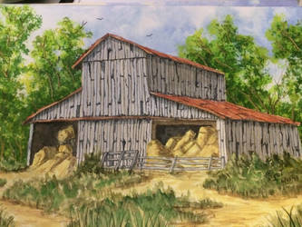 Hay hay and more hay by orzak