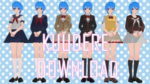 [MMD] TDA Kuudere All uniforms [+DL] by BooMaker