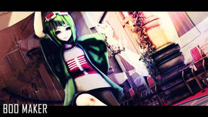 [MMD] Let's Get It Started! | Gumi [Camera Test] by BooMaker