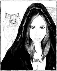 Larina by Gene Snyder by WebWarlock