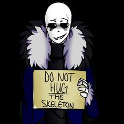 Murdertale- DO NOT HUG. by blackstar200
