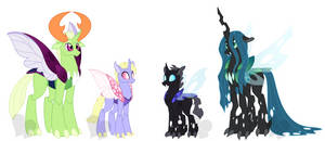 Faithverse Changeling Guide by Faith-Wolff