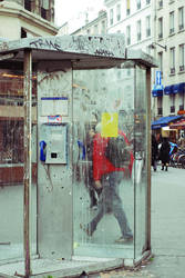 Phone Booth by apolloslyre