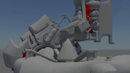 Hoovercraft RAW 01 by Karuma
