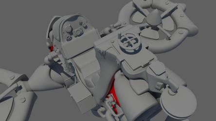 Hoovercraft RAW 03 by Karuma