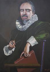 Prof. Dr. Andreas Hillert by MoritzMiessl