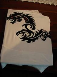 Dragon T-Shirt by jeancdz