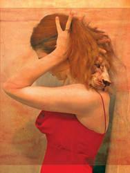 Lion Head by jeancdz
