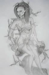 Gaia by jeancdz