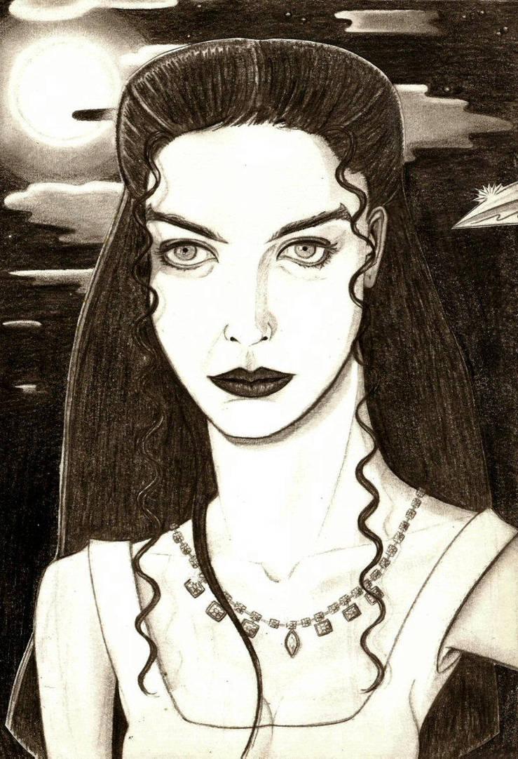 Deadly Drusilla by Cyborganna