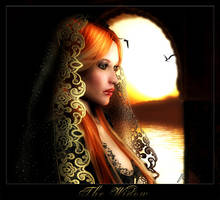 The Widow by prinzesser