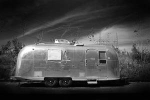 abandoned airstream by claytes