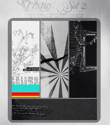 Medium Textures -- Set 2 by frozenDi