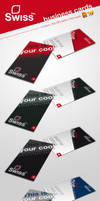 RW Swiss Business Cards by Reclameworks