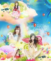 Happy Birthday LinhNie by sunachan114