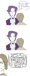Does Jumin Han Is GAY??? by lRUSU