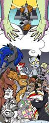 Fallout: Equestria by lRUSU