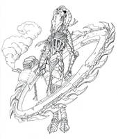 Machine Hunter by Celarent
