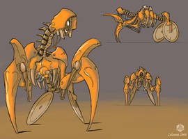 Crawlbot by Celarent