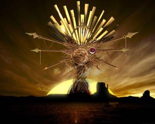 Machine God by Celarent