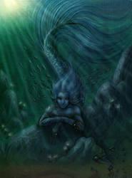 Aquaries Resting v2 by silvestris