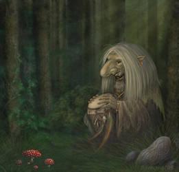 Trollskogsdrommar by silvestris