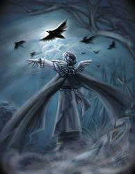 Gate of Mists - Wings by silvestris