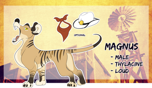 MAGNUS REFERENCE 2018 by T-R-I-C-K-E-R-Y