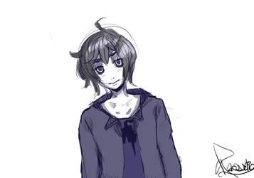 Sketchy Sketch by Raquelio
