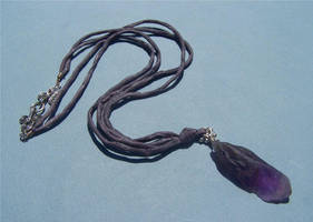 Sensual Amethyst Necklace II by Bright-Circle