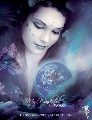 My wonderful world by WalkyrieC