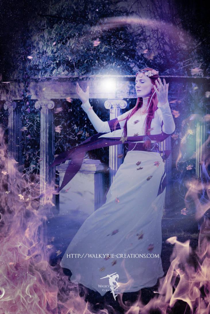 Autumn Enchantress by WalkyrieC