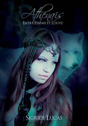 Athenais entre femme et louve by WalkyrieC
