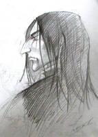 Snape by kissyushka