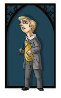 Peter Pettigrew by kissyushka